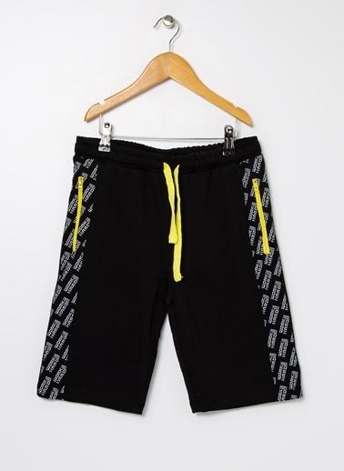 Limon Company Şort Siyah